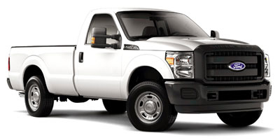 Super Duty F-250 SRW