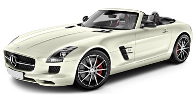 SLS AMG GT
