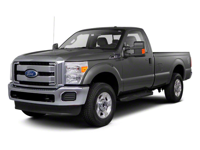 "Ford Super Duty F-250 SRW 2WD Reg Cab 137"" XL"