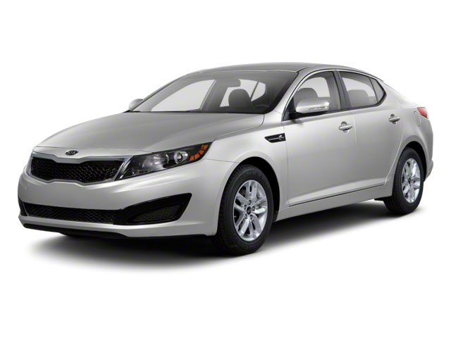 Kia Optima 4dr Sdn 2.4L Man LX