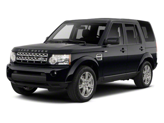 Land Rover LR4 4WD 4dr V8