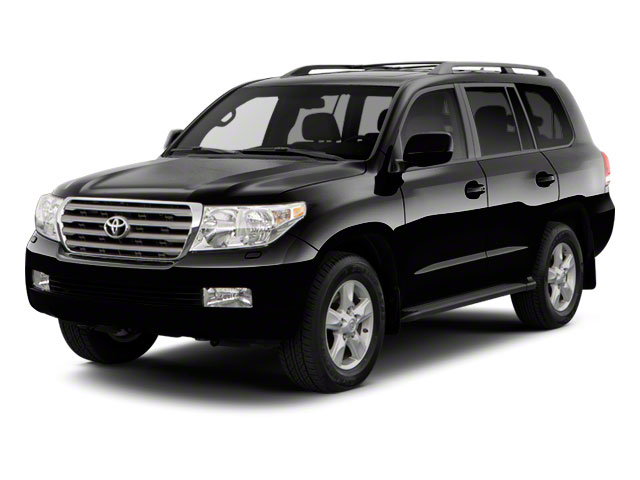 Toyota Land Cruiser 4dr 4WD (Natl)