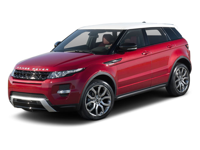 Land Rover Range Rover Evoque 5dr HB Pure Plus
