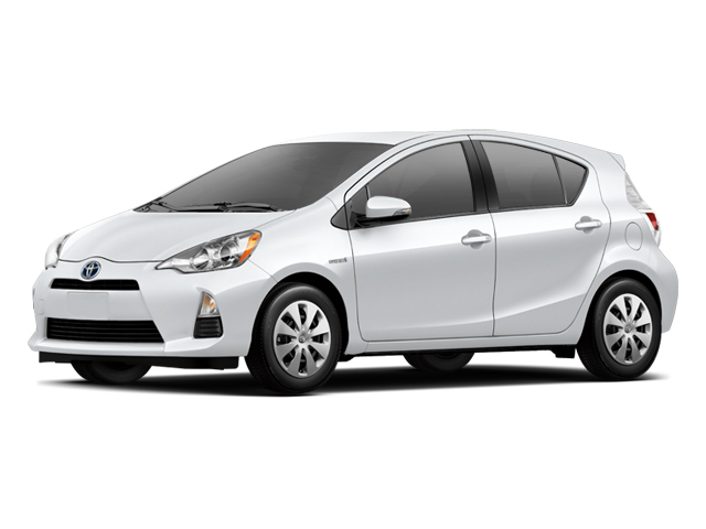 Toyota Prius c 5dr HB One (GS)