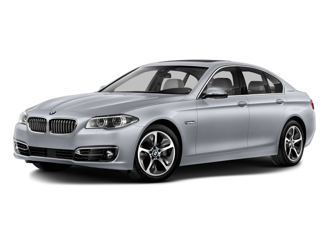 BMW 5 Series 4dr Sdn ActiveHybrid 5 RWD