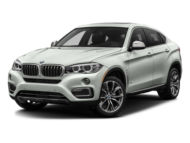 BMW X6 AWD 4dr xDrive35i