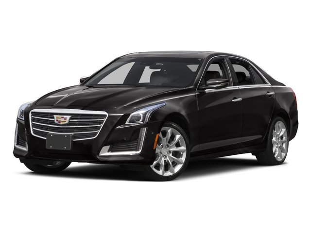 Cadillac CTS Sedan 4dr Sdn 2.0L Turbo RWD