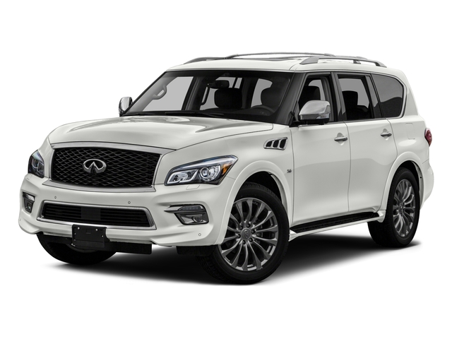 Infiniti QX80 4WD 4dr Limited