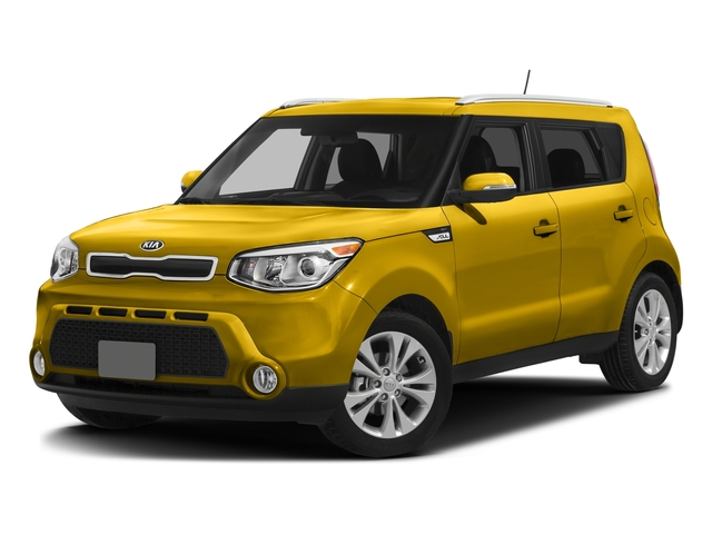 Kia Soul 5dr Wgn Man Base