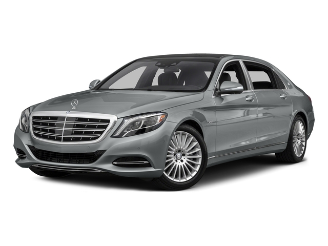 Mercedes-Benz S-Class 4dr Sdn Maybach S600 RWD