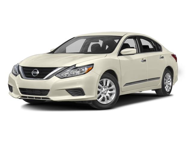 Nissan Altima 4dr Sdn I4 2.5 S