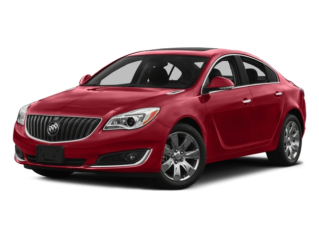 Buick Regal 4dr Sdn FWD