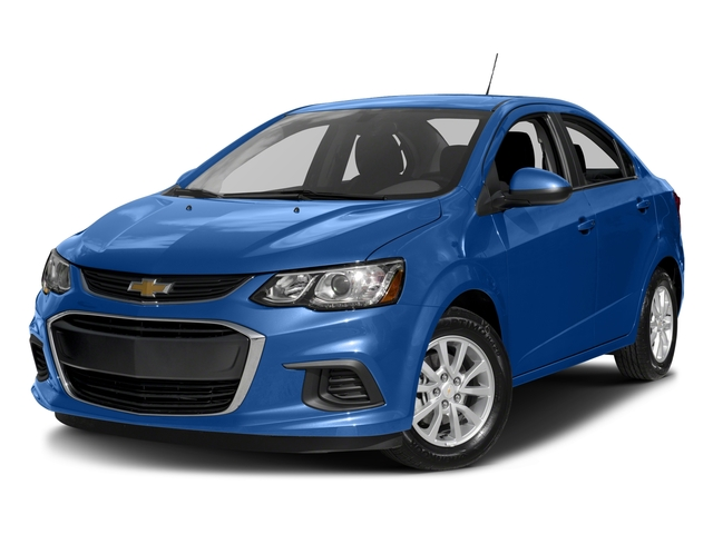 Chevrolet Sonic 4dr Sdn Manual LS