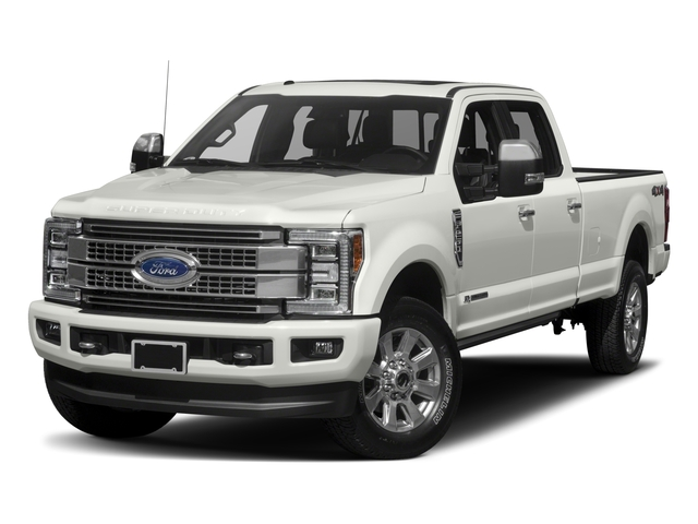 Ford Super Duty F-250 SRW Platinum 4WD Crew Cab 8' Box