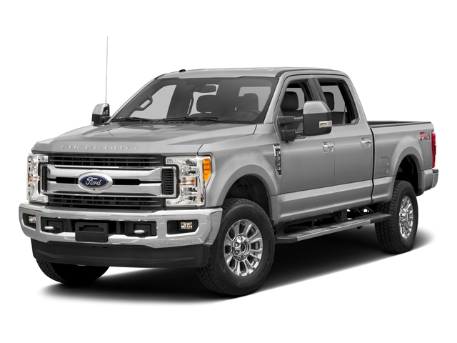 Ford Super Duty F-350 SRW XL 4WD Reg Cab 8' Box