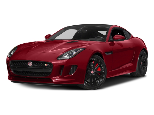 Jaguar F-TYPE Coupe Automatic S AWD