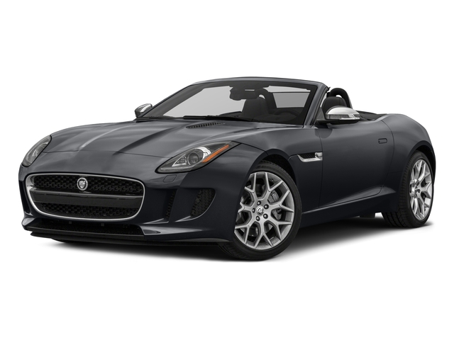 Jaguar F-TYPE Convertible Automatic Premium