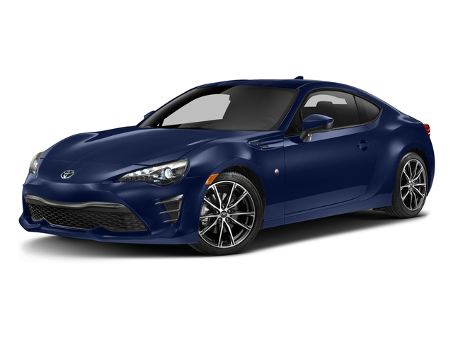 Toyota 86 Manual (GS)