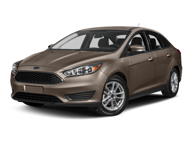 Ford Focus 4dr Sdn S