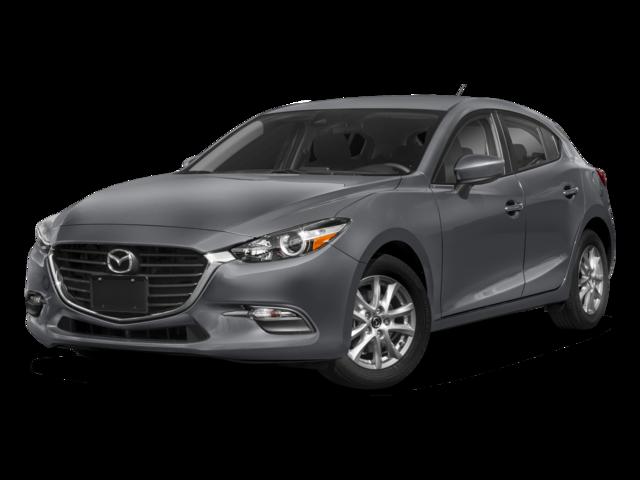 Mazda Mazda3 5-Door Sport Manual