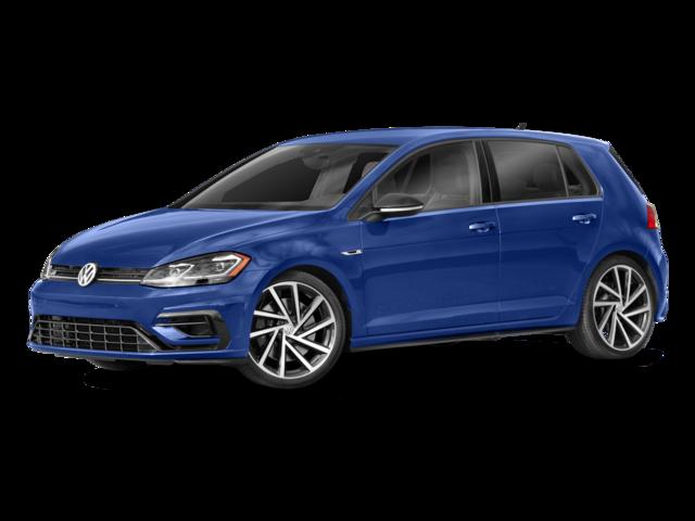 Volkswagen Golf R 2.0T Manual w/DCC/Nav
