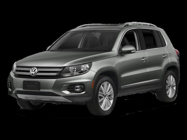 Volkswagen Tiguan Limited 2.0T FWD