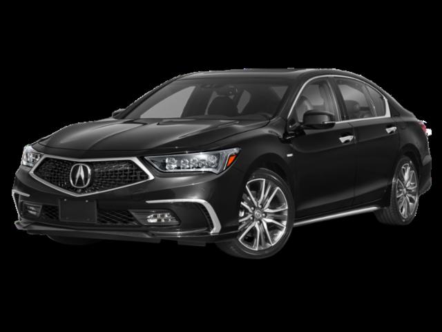 Acura RLX Sedan Sport Hybrid w/Advance Pkg