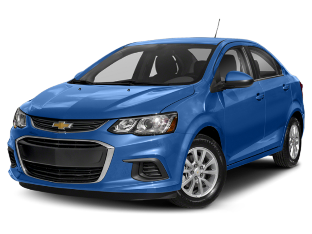 Chevrolet Sonic 4dr Sdn Manual LS