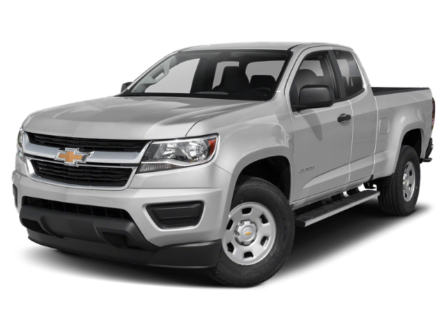 "Chevrolet Colorado 4WD Ext Cab 125.9"" Work Truck"