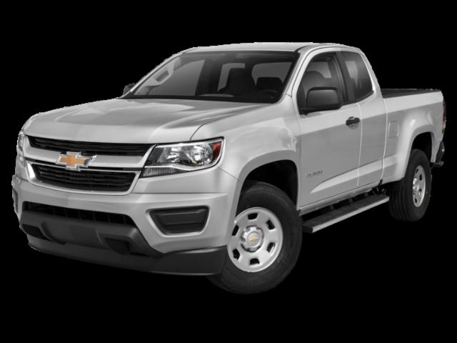 "Chevrolet Colorado 2WD Ext Cab 128.3"" Work Truck"