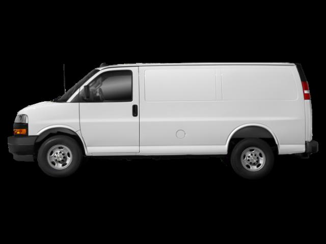 """Chevrolet Express Cargo Van RWD 2500 155"""""""