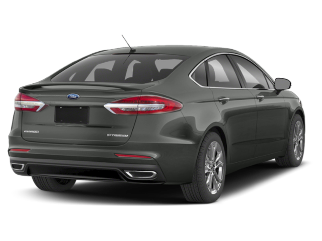 Ford Fusion 4dr Sdn SPORT AWD