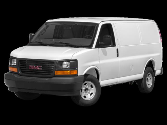 "GMC Savana Cargo Van RWD 2500 135"""