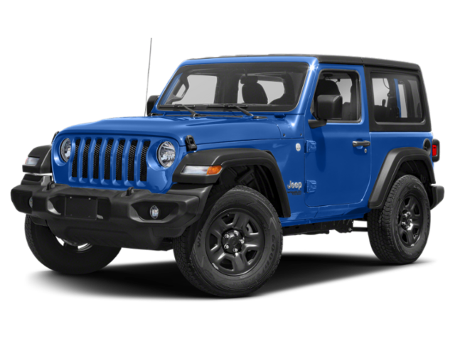 Jeep Wrangler 4WD 2dr Rubicon