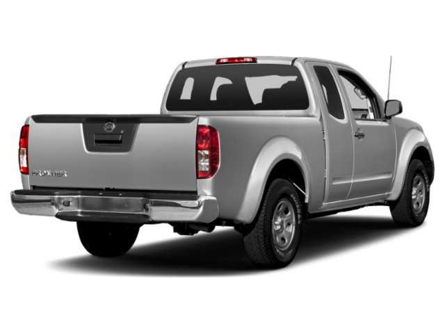 Nissan Frontier 4WD King Cab Manual PRO-4X