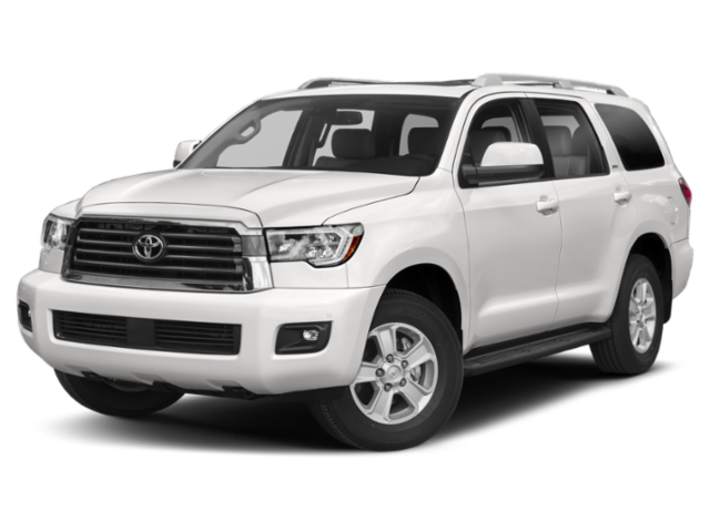 Toyota Sequoia 4WD V8 6-Spd AT SR5 (Natl)