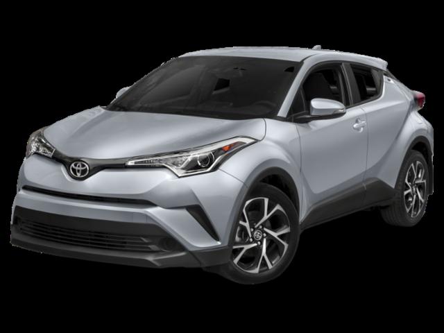 Toyota C-HR XLE FWD (GS)