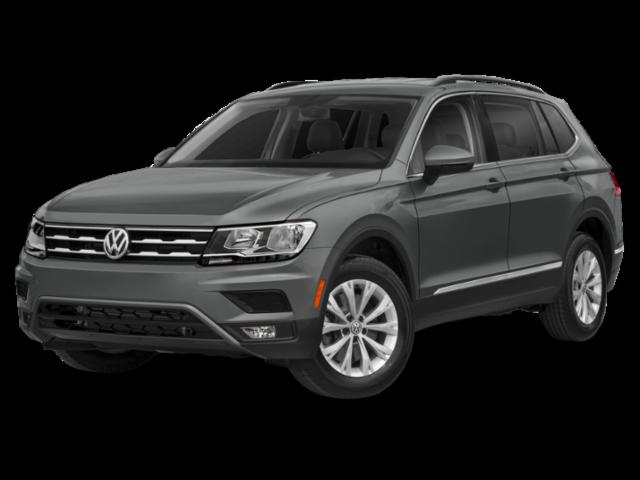 Volkswagen Tiguan 2WD 4dr SEL