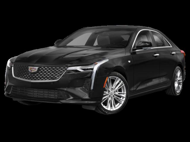 Cadillac CT4 4dr Sdn Premium Luxury