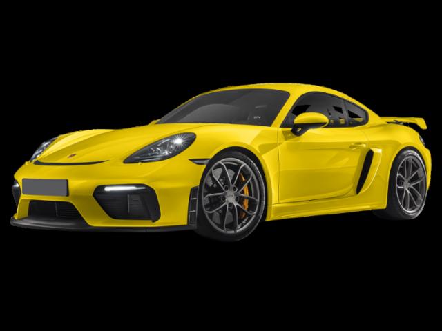 Porsche 718 Cayman GT4 Coupe