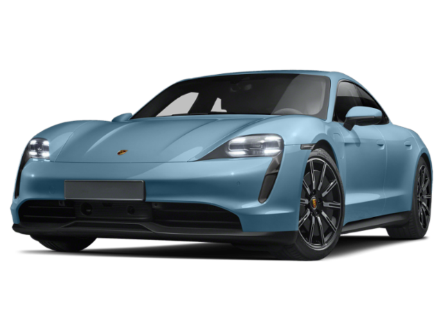Porsche Taycan Turbo Sedan