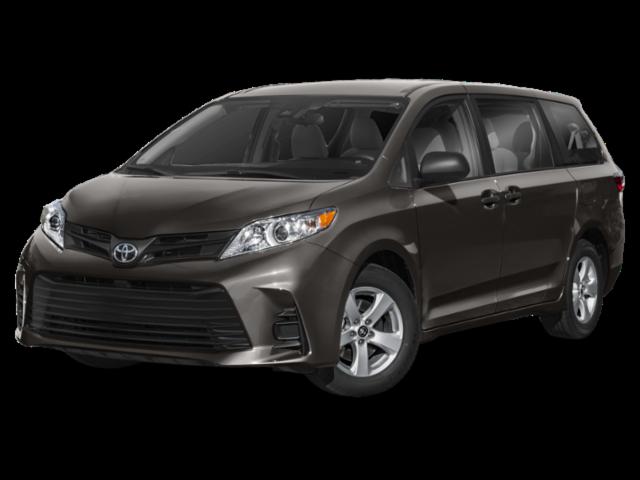 Toyota Sienna 5dr 7-Pass Van V6 XLE AWD (Natl)