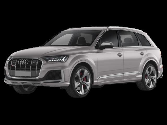 Audi SQ7 Premium Plus 4.0 TFSI quattro