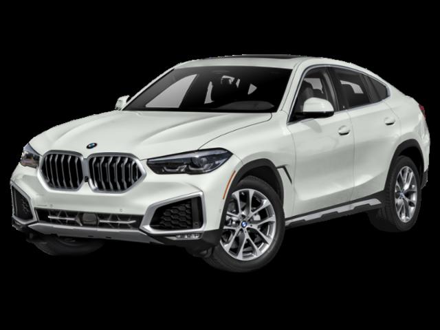BMW X6 M50i Sports Activity Coupe