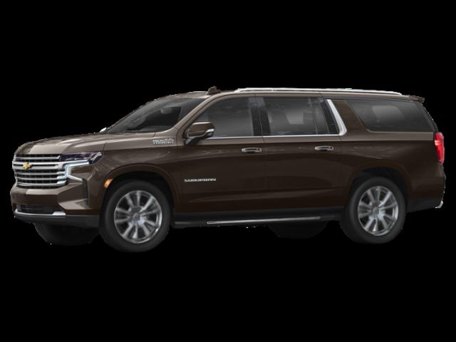 Chevrolet Suburban 2WD 4dr LS