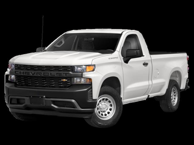 """Chevrolet Silverado 1500 2WD Reg Cab 140"""" Work Truck"""
