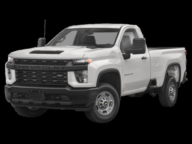 """Chevrolet Silverado 2500HD 2WD Reg Cab 142"""" Work Truck"""
