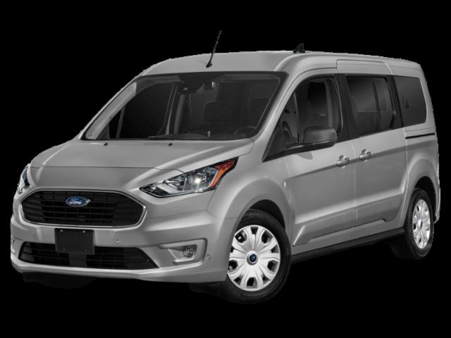 Ford Transit Connect Wagon XL LWB w/Rear Symmetrical Doors