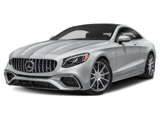 Mercedes-Benz S-Class AMG S 63 4MATIC+ Coupe