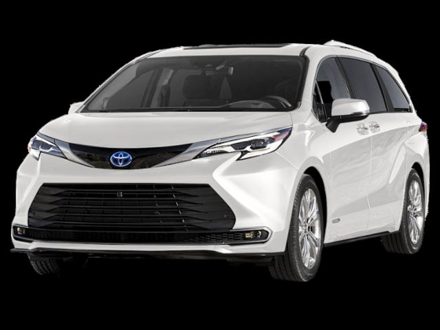 Toyota Sienna LE FWD 8-Passenger (Natl)
